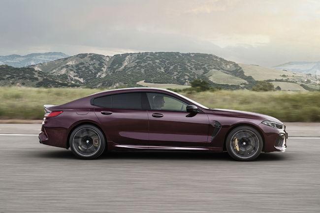 BMW M8 Gran Coupé et M8 Gran Coupé Compétition