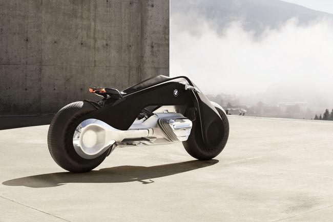 Concept BMW Motorrad Vision Next 100
