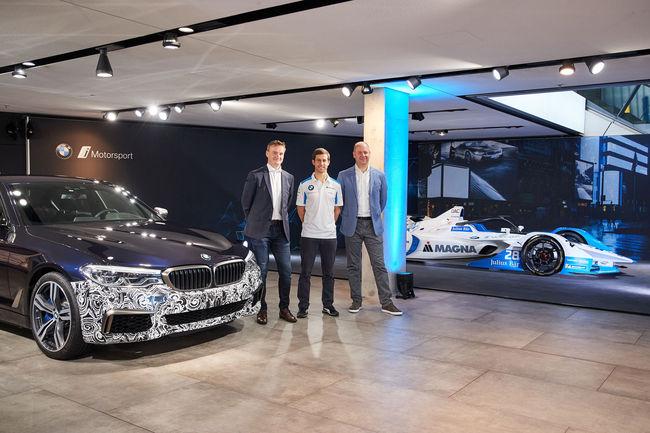 BMW Power BEV, trois moteurs et 720 ch
