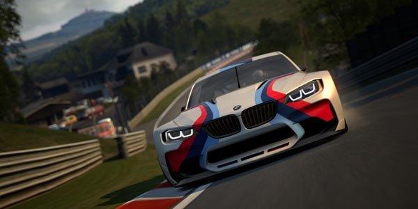 BMW présente sa Vision Gran Turismo