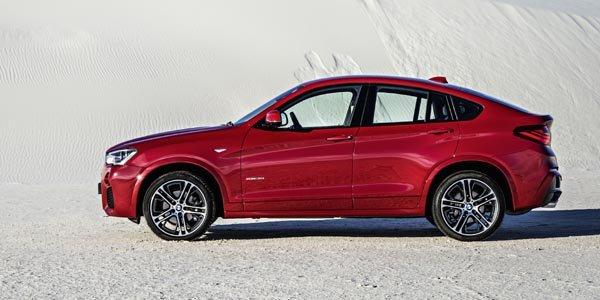 BMW présente son nouveau X4