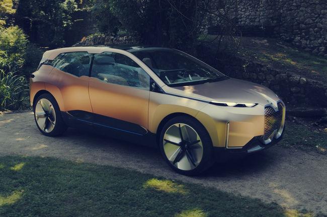 BMW : expérience immersive au CES de Las Vegas
