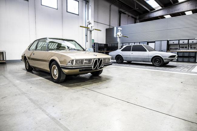 Une réplique du concept BMW Garmisch à la Villa d'Este