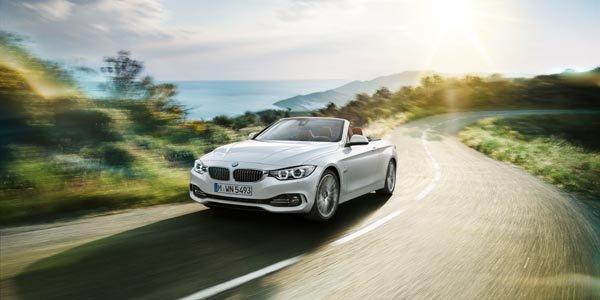 Tarifs des BMW Série 2 et Série 4 Cabrio