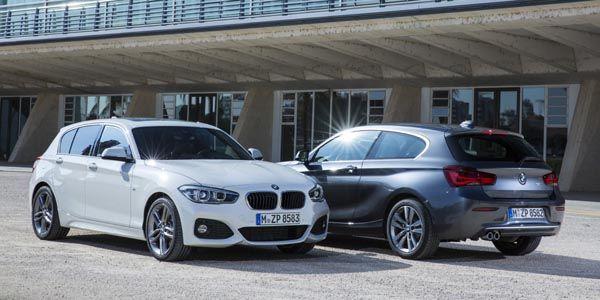 Restylage pour la BMW Série 1