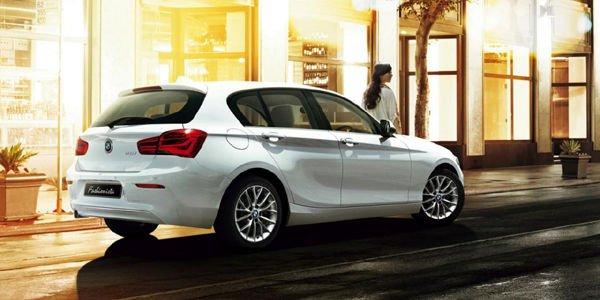 Une BMW 118i Fashionista Edition pour le Japon