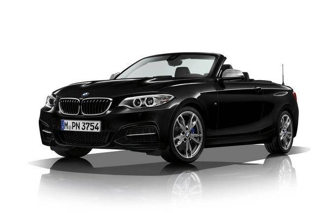 Nouvelles BMW M140i et M240i pour l'été