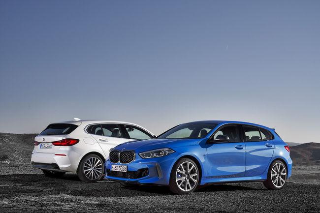 BMW lève le voile sur la nouvelle Série 1
