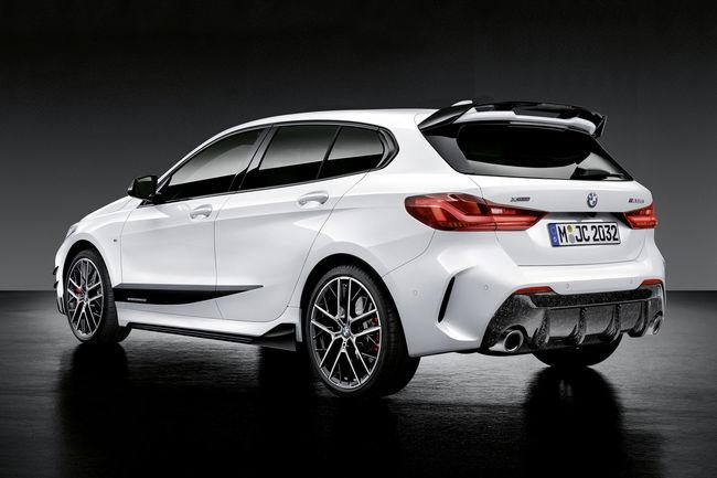 Nouvelle BMW Série 1 : la gamme M Performance
