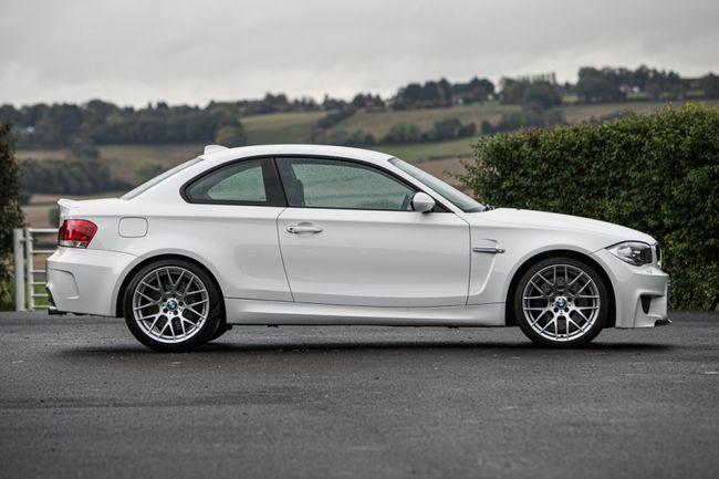 Une BMW 1M de 2012 ex-Jay Kay aux enchères