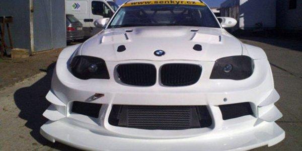 BMW Série 1 GTR : méchante
