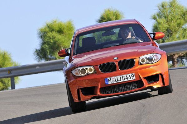 Le tarif de la BMW Série 1 M