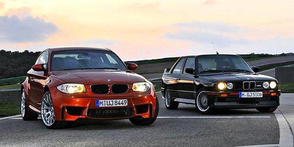 BMW Série 1 M : un an seulement ?