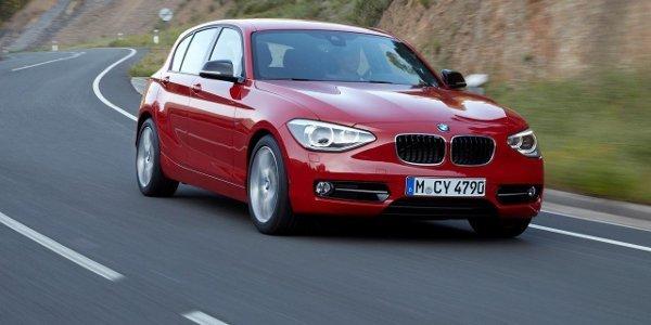 Tarifs de la nouvelle BMW Série 1 2011
