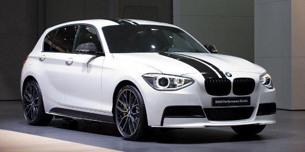 Série 1 BMW Performance