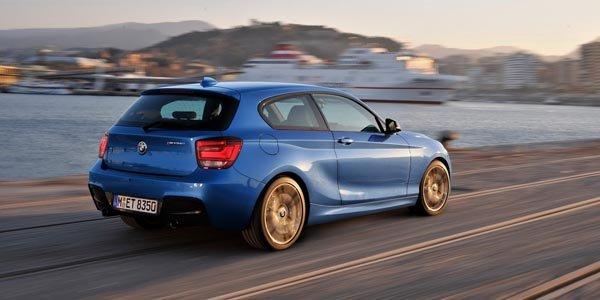 BMW Série 1 trois portes et M135i