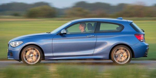 """BMW M135i : 8'05"""" sur le Nürburgring"""