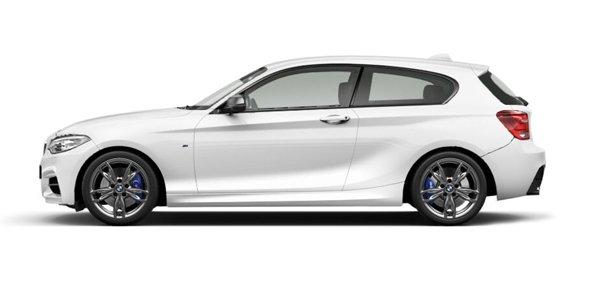 BMW Série 1 restylée : comme ça ?