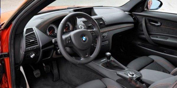 BMW Série 1M Coupé au Nürburgring