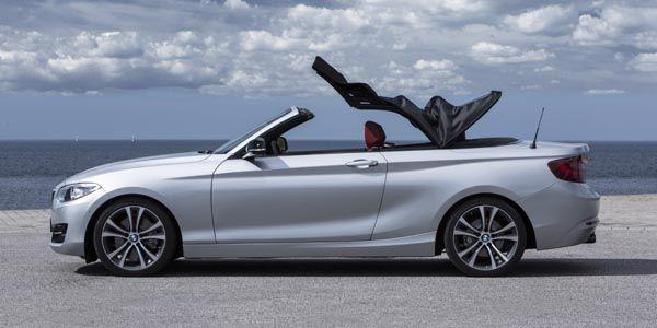 Nouvelle BMW Série 2 Cabriolet