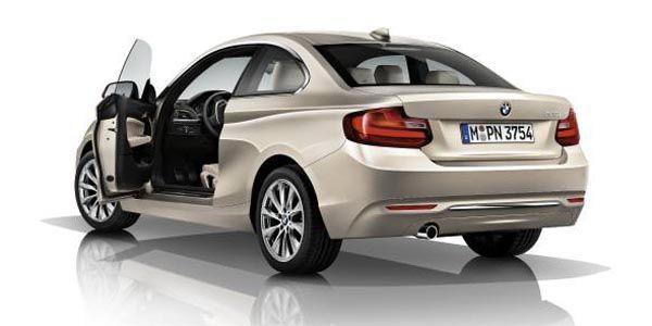 Un 3 cylindres pour la BMW Série 2 Coupé