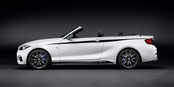 Un kit M Performance pour la BMW Série 2 Cabriolet