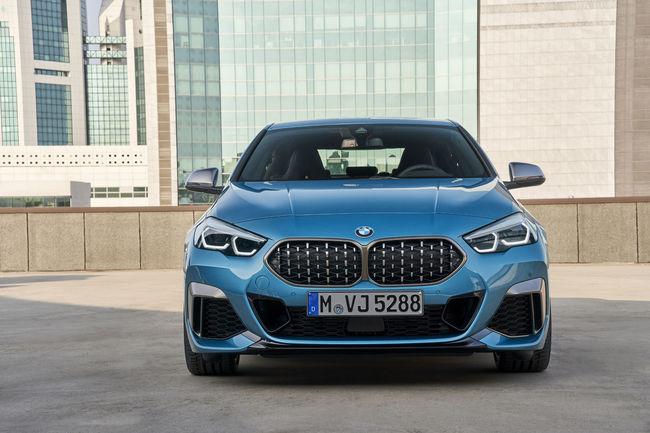 Nouvelle BMW Série 2 Gran Coupé (F44)