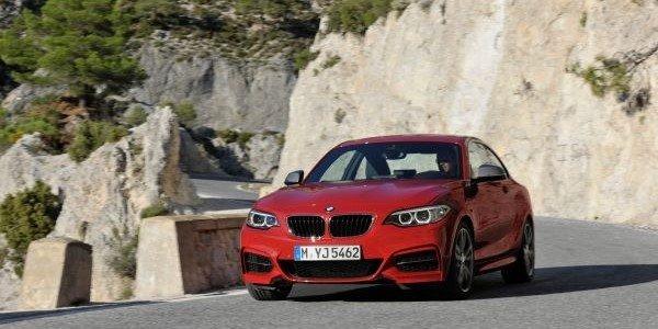 Prix de lancement BMW Série 2 Coupé