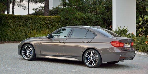 Léger restylage pour la BMW Série 3