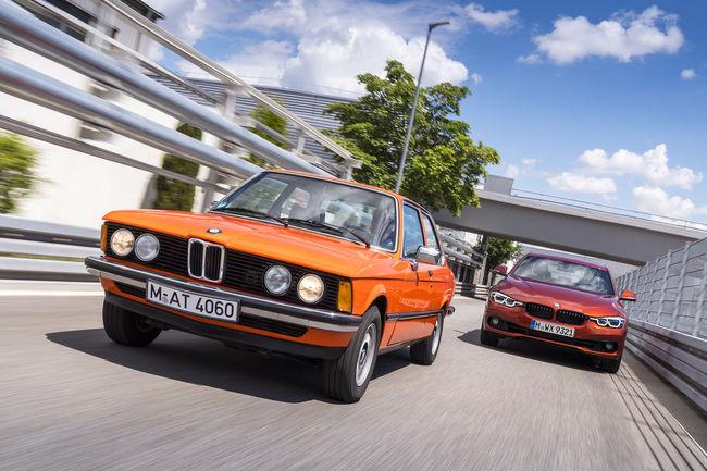 Éditions spéciales et photoshoot insolite pour la BMW Série 3
