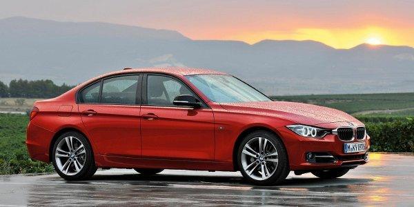BMW dévoile la Série 3 2012 (F30)