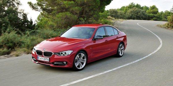 Tarifs de la nouvelle BMW Série 3 (F30)