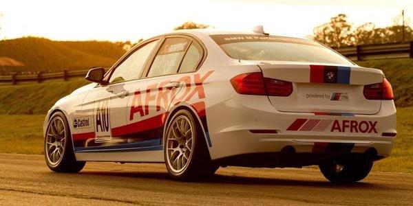 La BMW 335i entre en compétition