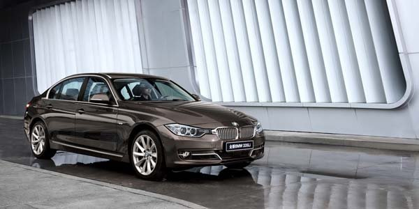 La BMW Serie 3 s'allonge