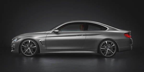 La BMW Série 4 sort de l'ombre
