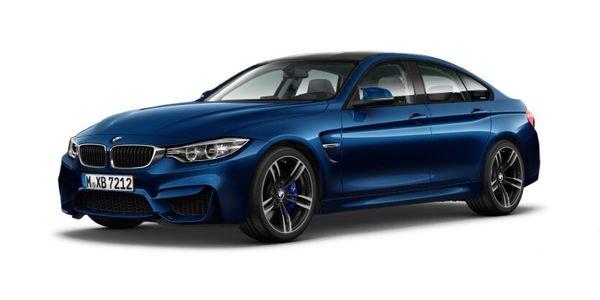 Il n'y aura pas de BMW M4 Gran Coupe