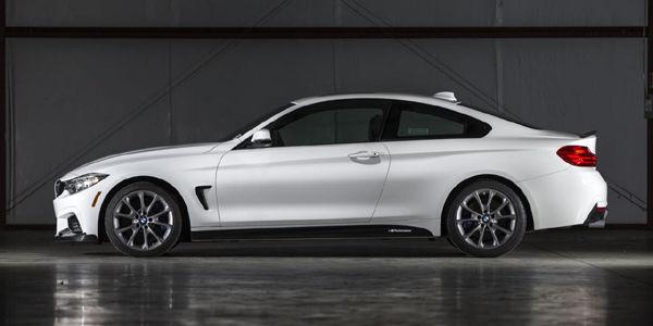 Une série limitée ZHP pour le Coupé BMW 435i
