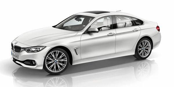 BMW Série 4 Gran Coupé par BMW Individual