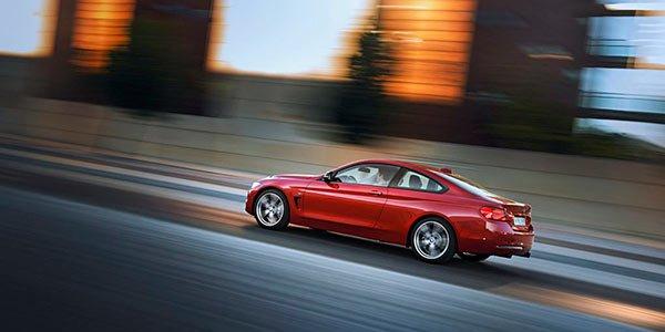 BMW Série 4, changement sans surprise