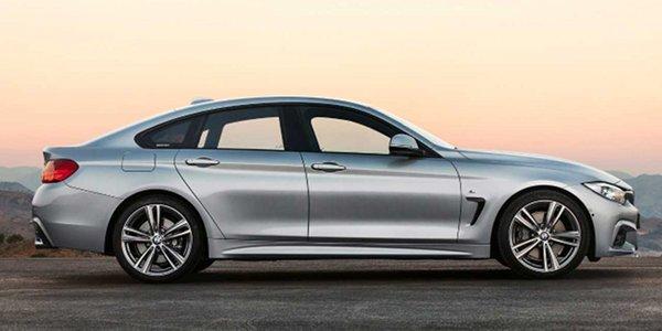 BMW Série 4 Gran Coupé : les prix