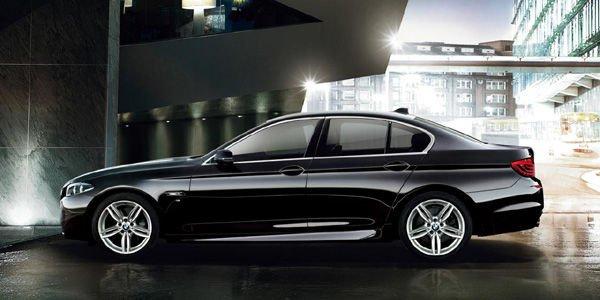 BMW 523d Maestro : pour le Japon