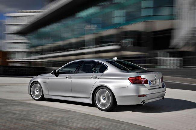 2 millions d'exemplaires vendus pour la dernière BMW Série 5