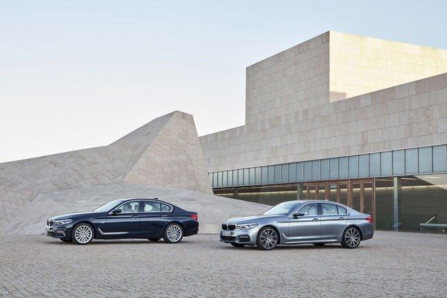 Nouvelle BMW Série 5 : changements en profondeur