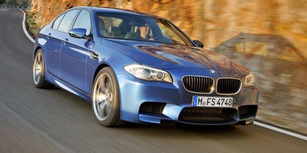 BMW M5 F10, le tarif