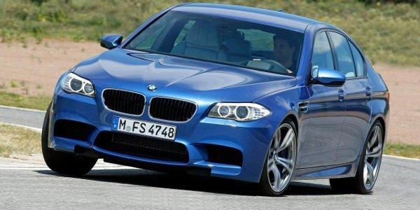 La BMW M5 F10 jouera les Ring taxis