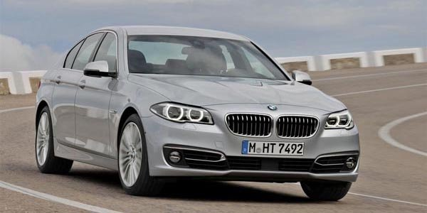 Les BMW Série 5 se refont une beauté
