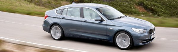 BMW : voici la 5 GranTurismo définitive