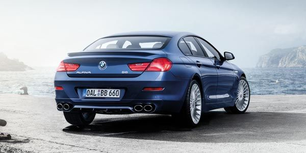 Alpina B6 xDrive Gran Coupé