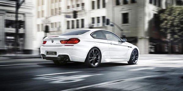 Une BMW 640i M Performance Edition pour le Japon
