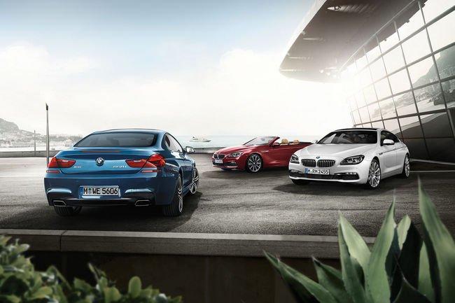 Nouvelles finitions pour la BMW Série 6